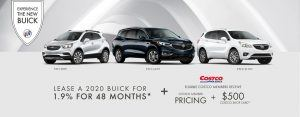Buick Offers March 2020