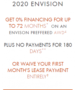 GET 0% FINANCING FOR UP TO 72 MONTHS