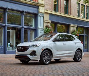 2020 Buick Encore GX Riverview GM Sarnia